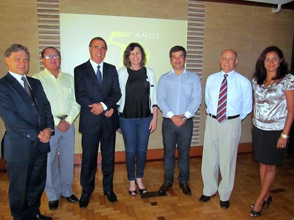 SINDIHOSPA REALIZOU ENCONTRO COM SECRETARIA DE CIENCIA, INOVACAO E DESENVOLVIMENTO TECNOLOGICO