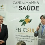 Deputado Pedro Westphalen e Dr. Cláudio José Allgayer