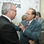 Deputado Pedro Westphalen e Dr Luiz Alberto Tarrago Carvalho