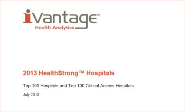 100 melhores hospitais dos EUA