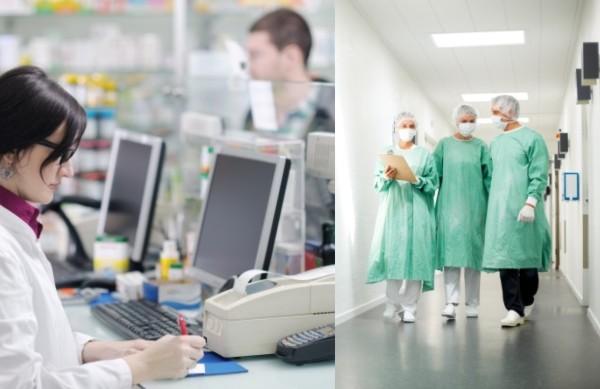 Dia da Saúde, do Médico Patologista e da Farmácia