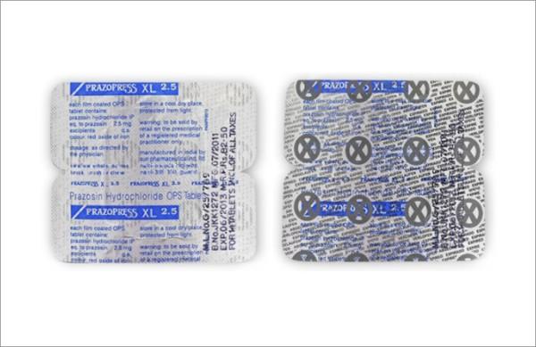 Embalagens poderão alertar quando os remédios estiverem vencidos