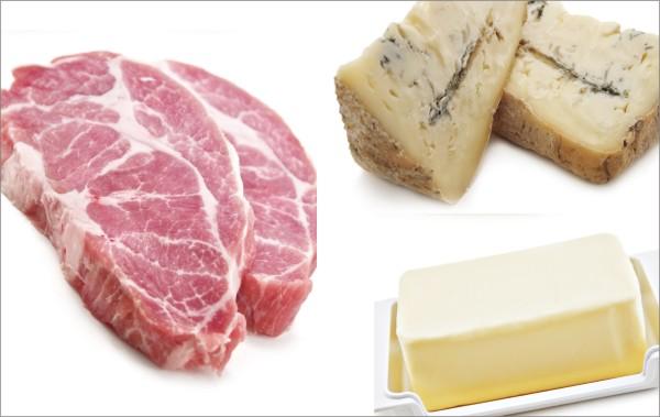 Pesquisa desmitifica o consumo de gordura