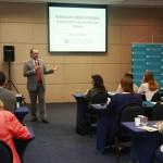 Stephen Stefani abordou o tema Epidemiologia e Cenário do Câncer no Brasil e no Mundo