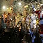 Os fagundes e Papai Noel Natal na Praça
