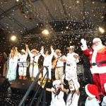 Papai Noel Natal na Praça