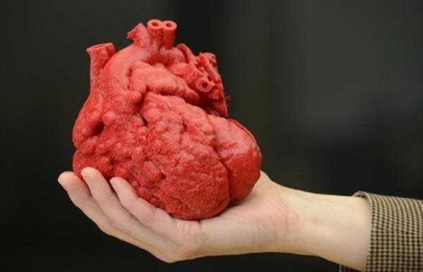 Coração impresso em 3D ajuda a salvar vida de bebê