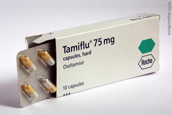 Questionada eficácia do medicamento Tamiflu