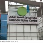 Wooridul Spine Hospital, Seul, Coreia do Sul
