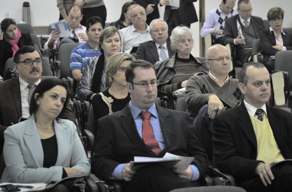 Assembleia para definição das demandas dos prestadores