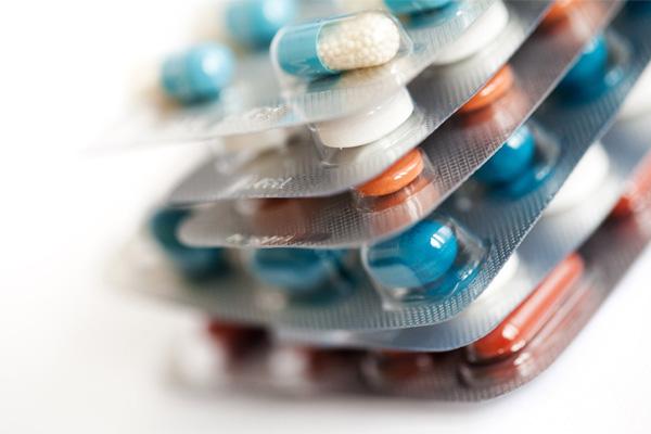 Medicamentos importados da India