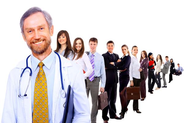 Concursos para a área da saúde