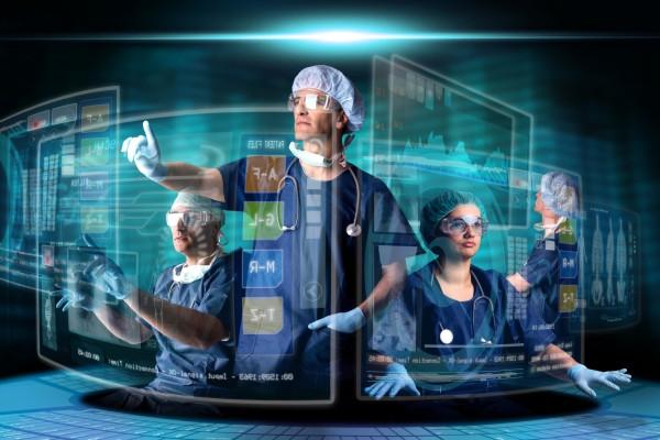 Hospital Mãe de Deus recebe especialista norte-americano em telemedicina