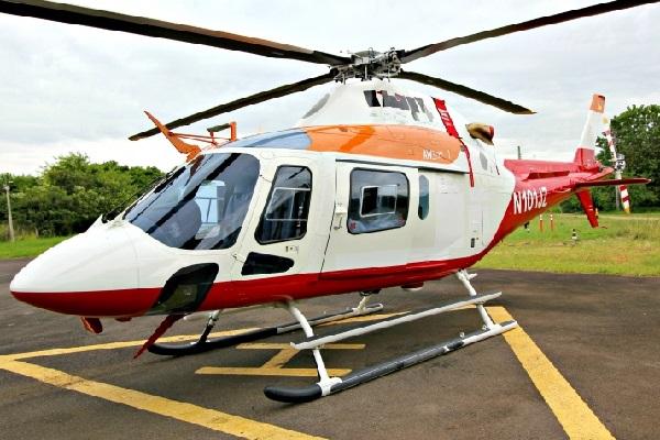 Serviço aeromédico continuará a atender a população
