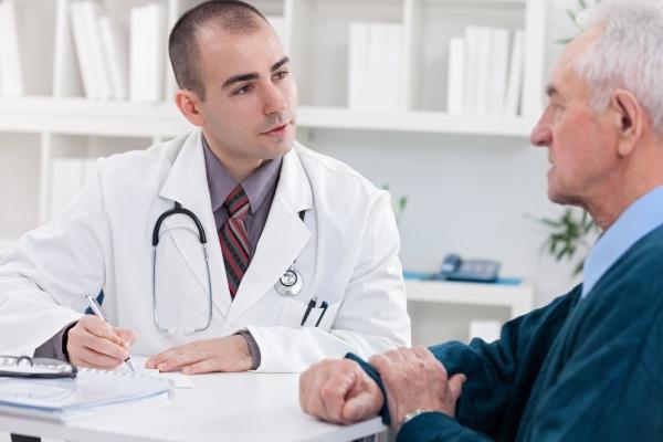 A importância de compartilhar informações médicas com pacientes com câncer de próstata