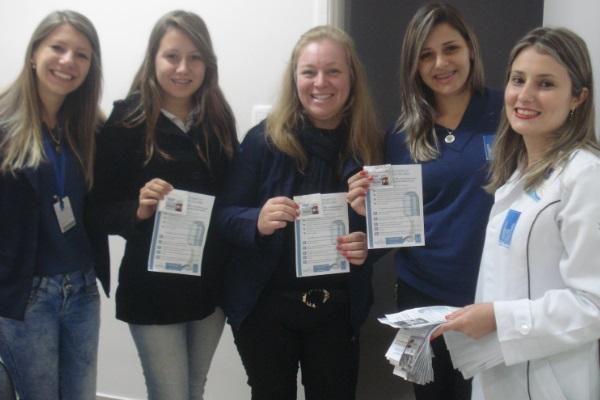 Hospital Santa Lucia promove ações para alertar o perigo da automedicação1