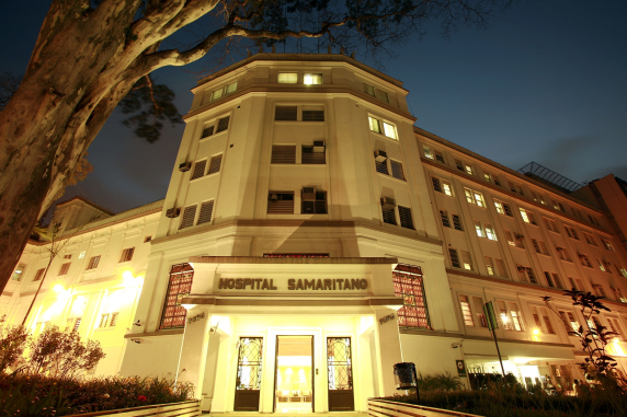 Amil compra Hospital Samaritano
