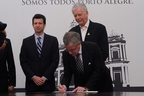 Health Hub de Porto Alegre começa a se concretizar