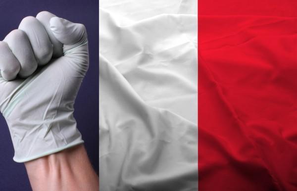 Médicos da França querem mudanças no sistema de saúde
