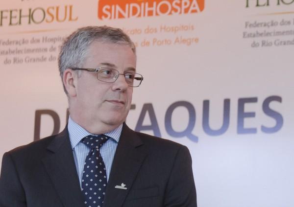Fernando Torelly é anunciado como novo CEO do Sírio Libanês