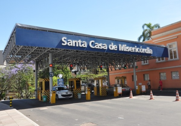 Santa Casa terá acolhimento domiciliar para pacientes e familiares