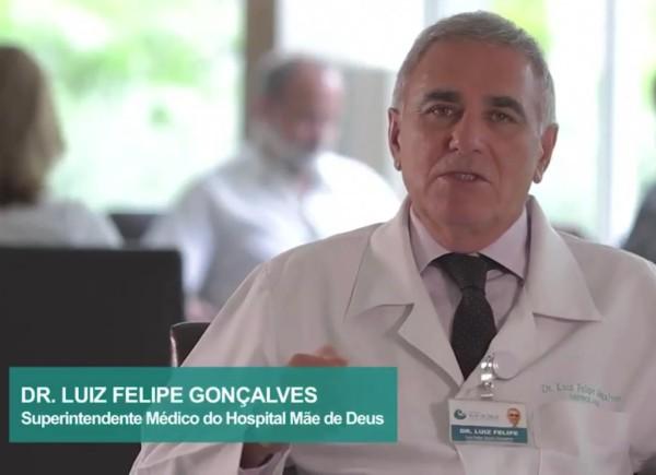Assista ao vídeo do novo Hospital do Câncer Mãe Deus