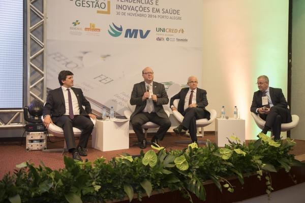 Exemplos de gestão e liderança no debate sobre inovações em Saúde