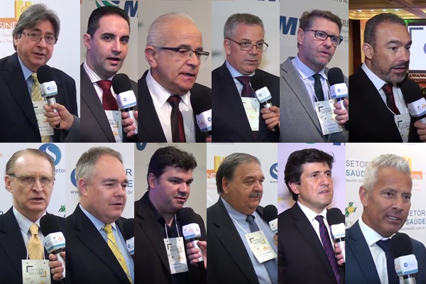 Assista às entrevistas do Tendências e Inovações em Saúde