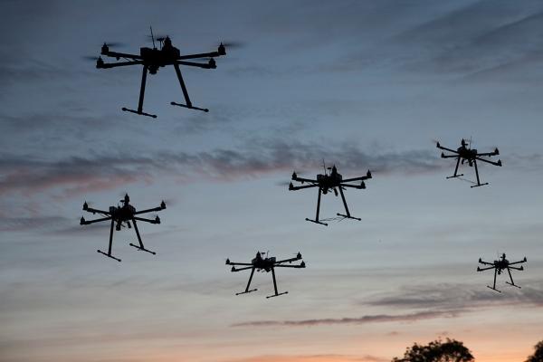 Drones na saúde surge uma nova ferramenta médica