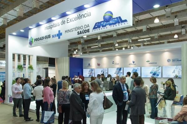 Hospital Moinhos de Vento participa do principal evento da saúde das Américas