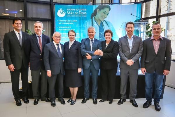 Hospital do Câncer Mãe de Deus inaugura primeira fase