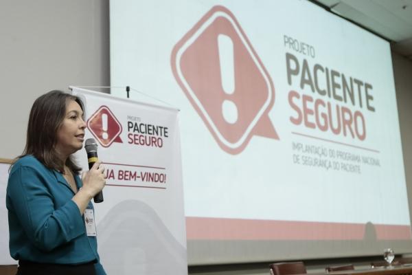 Moinhos de Vento ministra encontro regional do Projeto Paciente Seguro em Brasília