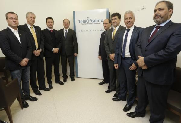 RS inova ao lançar tecnologia de diagnóstico remoto em oftalmologia