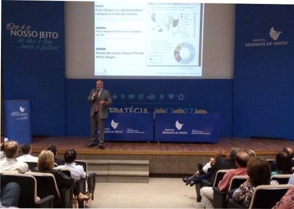 Especialista emsegurançadá dicas sobre prevenção de risco aos cidadãos