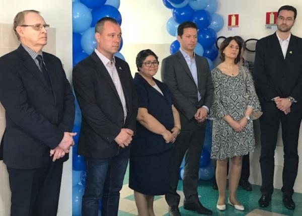 Hospital Banco de Olhos reinaugura Centro de Reabilitação Visual