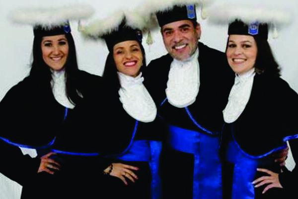 FASAÚDE realiza primeira formatura de alunos de graduação do Gestão Hospitalar
