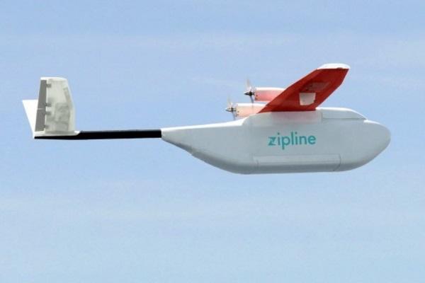 O maior serviço de entrega de produtos e insumos de saúde por drones será lançado na África em 2018