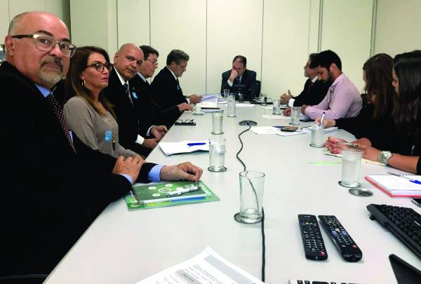Em Brasilia, FEHOSUL busca adequação da tabela de procedimentos defisioterapiano SUS