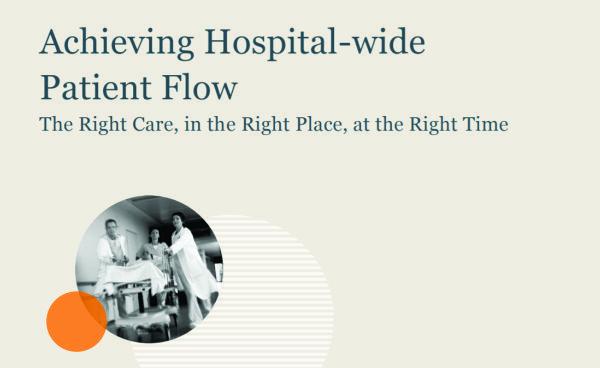 Lançado livro guia sobre fluxo de pacientes em hospitais