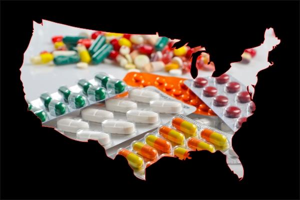 Opioides já são emergência de saúde pública nos Estados Unidos
