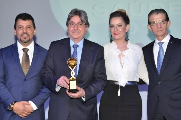 ONA recebe prêmio Líderes da Saúde em São Paulo