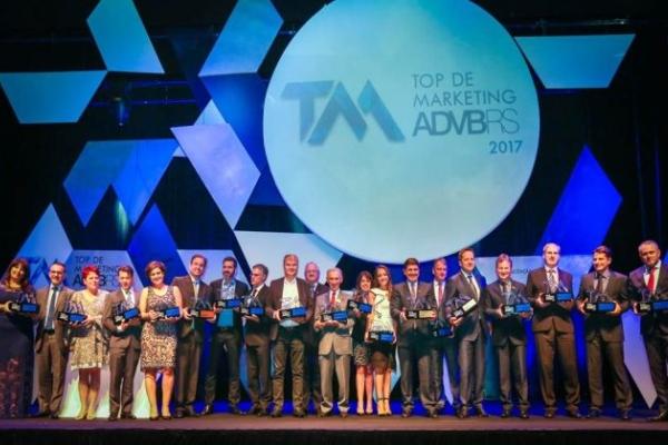 Os destaques da saúde no prêmioTopde MarketingADVB RS