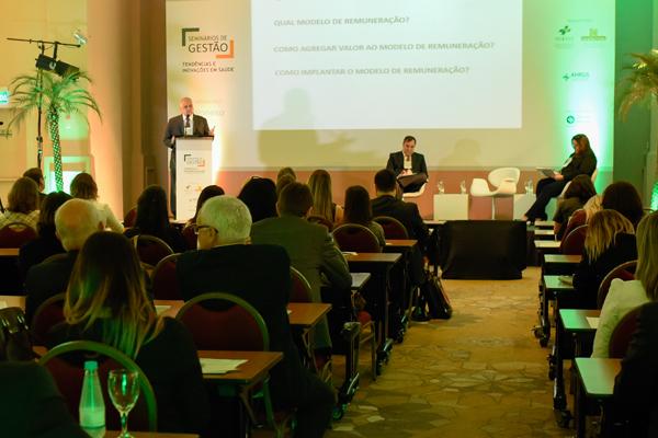 Seminários de Gestão, o maior evento de gestão em saúde do RS