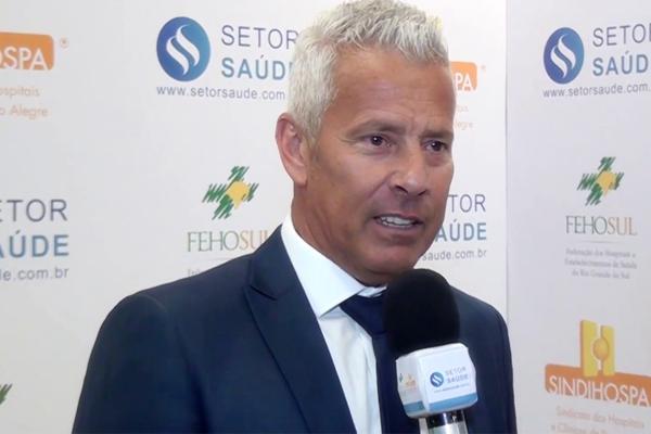 João Gabbardo assumirá alto cargo no Ministério da Saúde