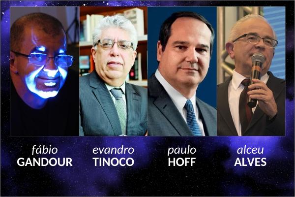 FEHOSULtraz a Porto Alegre Paulo Hoff, Fabio Gandour e Evandro Tinoco