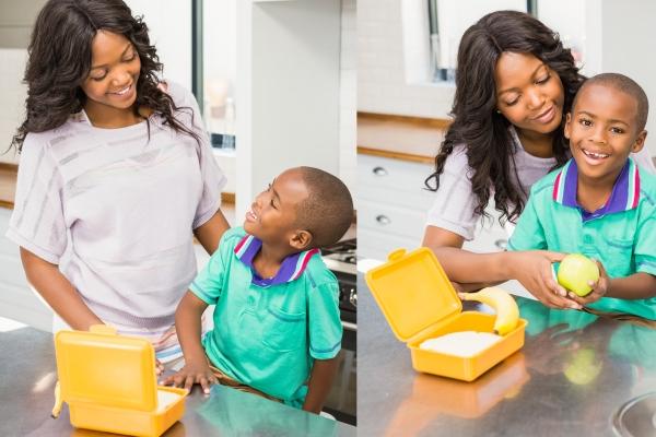 Nutrição do Hospital São Lucas da PUCRS fornece dicas na volta as aulas das crianças