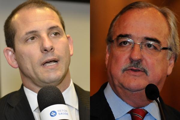 Presidente do SINDILAC e vice-presidente da FEHOSUL anunciam pré-candidaturas