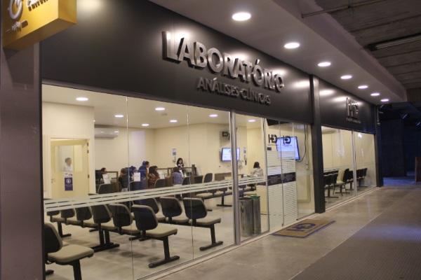 Hospital Ernesto Dornelles inaugura Laboratório de Análises Clinicas