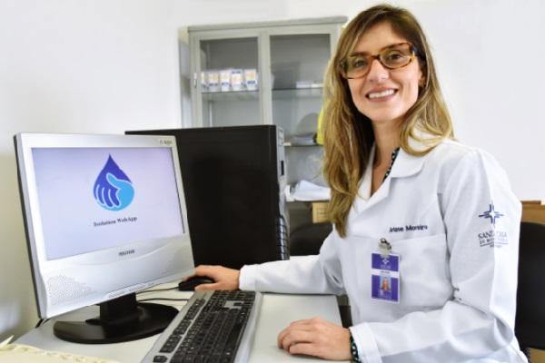 Enfermeira gaúcha cria aplicativo para controle de infecções