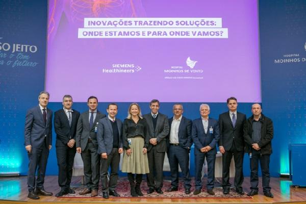 Hospital Moinhos de Vento celebra inovações do Serviço de Cardiologia